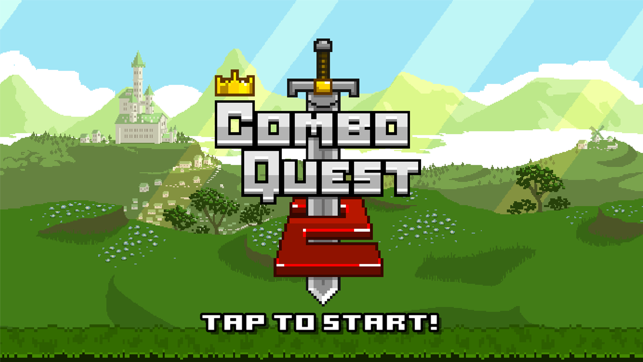 ‎Combo Quest 2 Screenshot