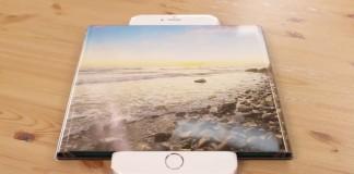 Концепт iPhone 7 с широким экраном (видео)