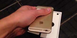 iPhone SE - первое видео