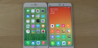 iPhone 6S Plus против Samsung S6 Edge, Xiaomi Mi 5 и Meizu Pro 5