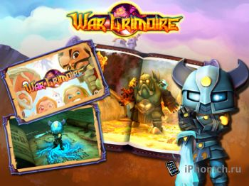 Игра для iPad War Grimoire HD