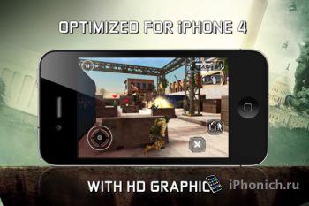 Игра на iPhone Splinter Cell Conviction™