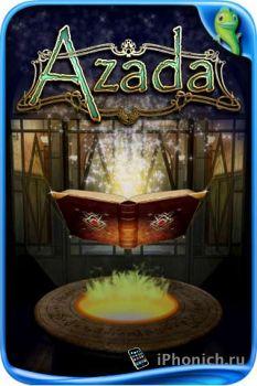 Azada на iPhone