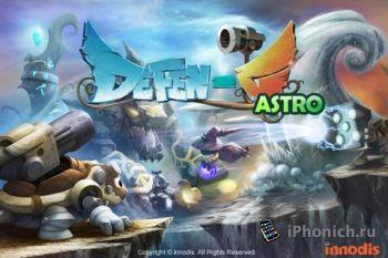 Игра для iPhone Defen-G Astro