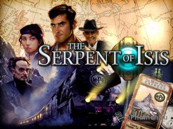 Игра для iPad The Serpent of Isis HD