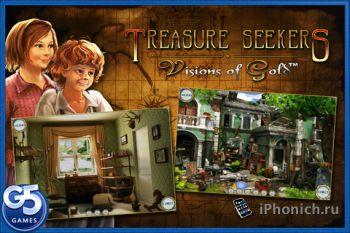 Treasure Seekers: Visions of Gold  для iPhone и iPad