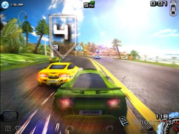 Race illegal: High Speed 3D - для iPhone, iPad и iPod Touch