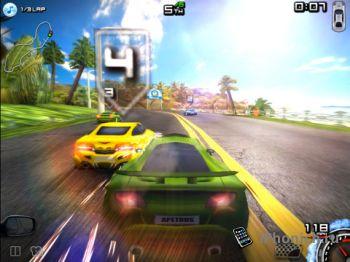 Race illegal: High Speed 3D - для iPhone, iPad и iPod Touch