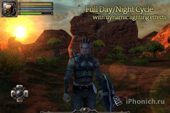 Aralon: Sword and Shadow HD для iPhone 4 и iPad