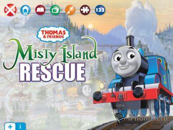 Игра для iPhone, iPad Thomas & Friends: Misty Island Rescue