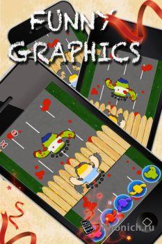 Игра для iPhone Zombie Show