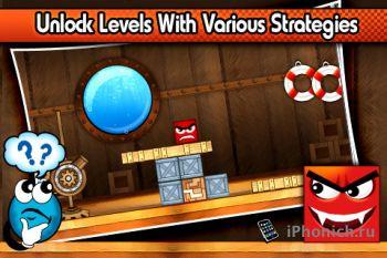 Игра для iPhone Tiny Ball vs. Evil Devil