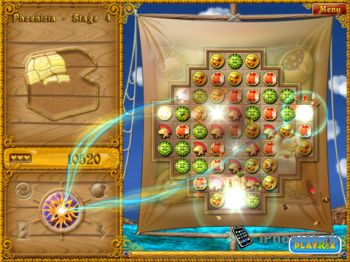Игра для iPad The Rise of Atlantis HD