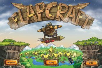 Flapcraft - отличная игрушка