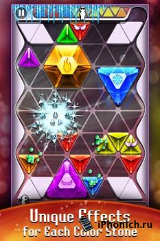 Игра на iPhone - Flipstones 2