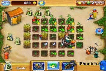 Игра для iPhone Virtual Farm