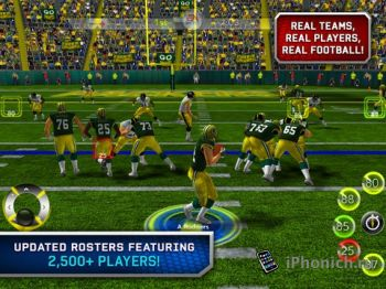 Игра для iPhone (iPad) MADDEN NFL 12 EA SPORTS™
