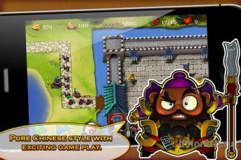 Three Kingdoms TD – Legend of Shu - уникальная игра жанра TD