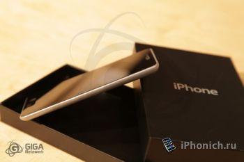 Настоящий Прототип iPhone 5