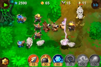Игра для iPhone/iPad GoblinGun HD
