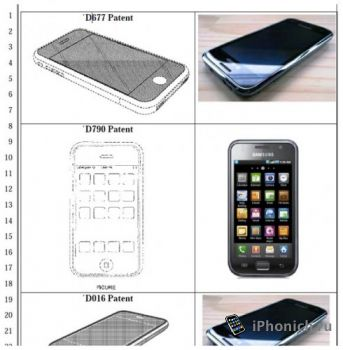 T-Mobile на стороне Samsung в патентной войне с Apple