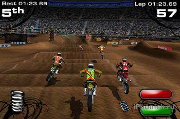 AppDrive – 2XL Supercross HD для iPhone / iPad