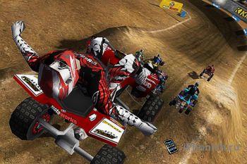 Игра на iPhone и iPad 2XL ATV Offroad