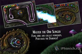 Игра на iPhone Sparkle the Game