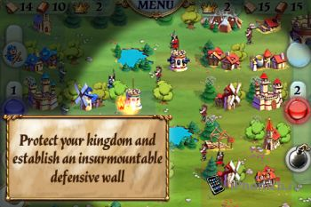 Игра для iPhone The Settlers of Tandria