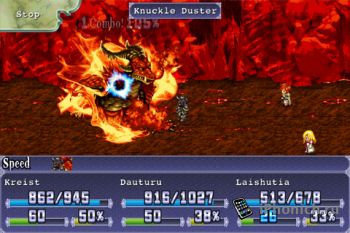 RPG – Symphony of Eternity (iPhone)