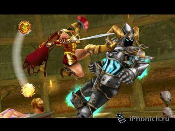 Hero of Sparta HD на iPad