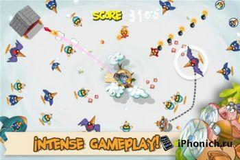 Игра для iPhone Pigs In Trees