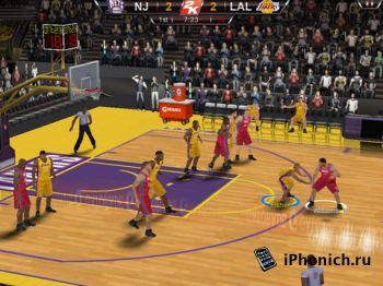 NBA 2K12 для iPad