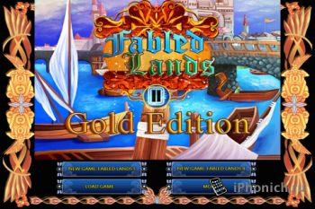Fabled lands ii Gold Edition для iPhone
