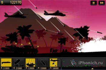 Frontline: Black Operation (iPhone)