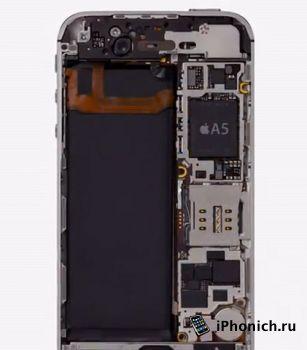 Cебестоимость iPhone 4S