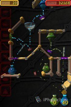 Enigmo - Лучшая игра-головоломка 2008