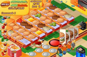 Stand O' Food на iPhone
