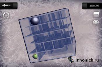 iCube лабиринт для iPhone
