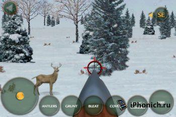 Игра на iphone Real Deer Hunting