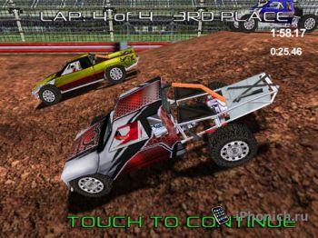 Pro Truck Racing HD для iPad