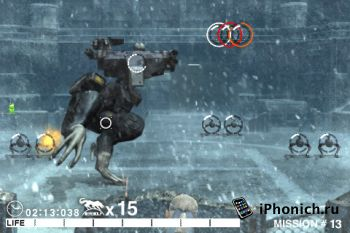 Игра на iPhone (iPad) METAL GEAR SOLID TOUCH (US)