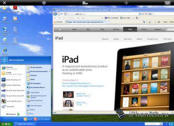 iTeleport: Jaadu VNC для iPhone / iPad
