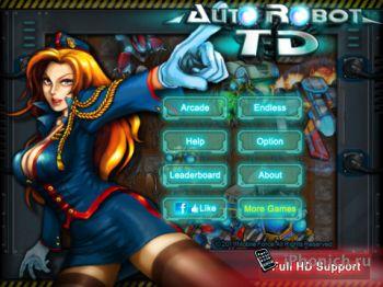 AutoRobot HD – Defend and Defeat для iPad