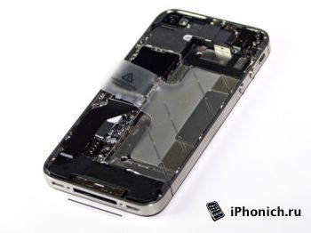 iPhone 4S vs iFixit: что в нутри?