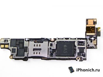 iPhone 4S vs iFixit: что в нутри?