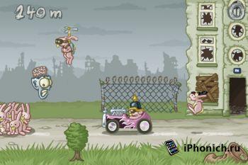 Scream`N`Run для iPhone