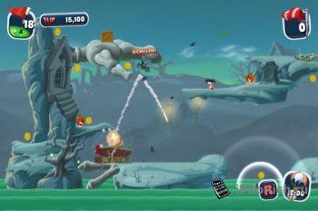 Worms Crazy Golf для любителей точных ударов.