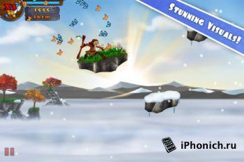 Игра для iPhone Herman the Hermit