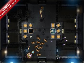 Robokill ® для iPhone/iPad
